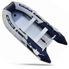 3,80 Meter North Motors Schlauchboot mit Aluboden