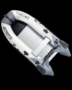 3,00 Meter Schlauchboot mit Aluboden (Grau)