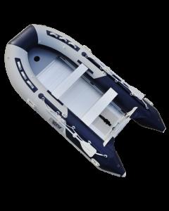 3,80 Meter Schlauchboot mit Aluboden