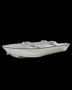 380 cm Aluminium Angelboot