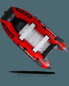 3,00 Meter Schlauchboot mit Aluboden (Rot)