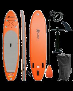 320 eXplorer SUP - Stand Up Paddle Surfboard I 320x76x15cm | orange